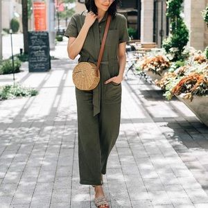 Other - Linen Jumpsuit